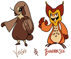 Vega and Bannorjee reference by Dandebird