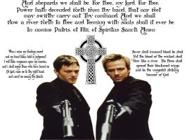 Boondock Saints by seanyB7d