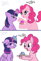 Draw it Again: More cake? by lulubellct