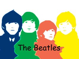 The Beatles by God--of--War