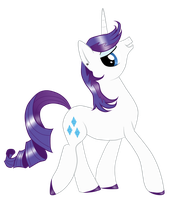 Exclusive - R63 Rarity by Shark-Sheep