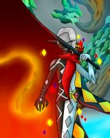 ~Demon Lord Ghirahim~ by TwiliYoshi