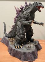 Tsukada Godzilla 2000 Finished #1 by Legrandzilla
