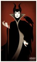 maleficent and diablo. by adisTM