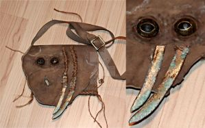 Creature Bag by Ermelyn