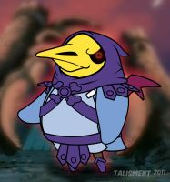 Prinny - Skeletor by talismentV3