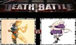 DEATH BATTLE Idea Psylocke VS Ino Yaminaka by JefimusPrime