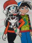 DP: Ugly Christmas Sweater Party by FirePhantasma