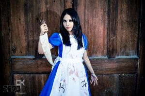 Alice Madness Returns : Alice Liddell by Nani-Dechuka
