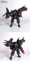 Beast Wars Triceracon by Unicron9