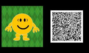 Freakyforms: Mr. Happy QR Code by nintendolover2010