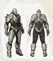 PlayerArmor 01 by BeLew32