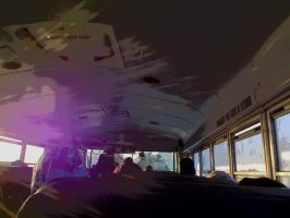 On The Bus... by JASPERSISAWESOME