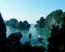 Ha Long Bay 13 by Miriam1989