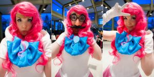 Sailor Senshi Pinkie Pie by PookieBearCosplay