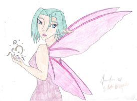 fairy by celtic-elf