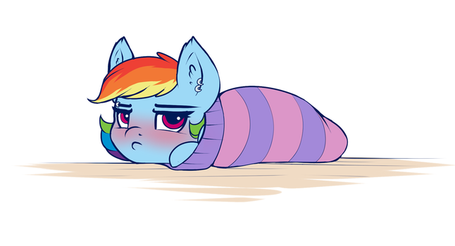 Lil Caterpillar by Evehly