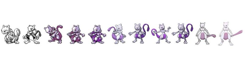 Mewtwo Timeline 2 by chigger3