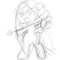 Just a quick scribble by Squigglz