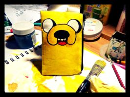Customized money pursed: Jake by gicouy