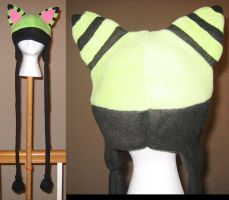 AlexKall kitty hat by malytwotails