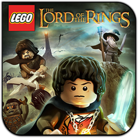 LEGO The Lord of the Rings by HarryBana