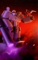 Megatron by TomParrish