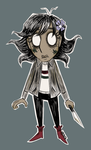 Don't Starve Mentha by vorpos