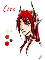 Character : Cire by Michron