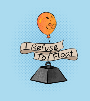 Refuse to Float by SpiritStrife