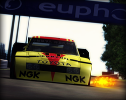 Toyota Zolder by thylegion