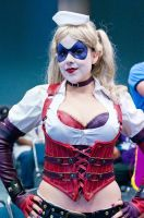 Arkham Harley Quinn by miss-kitty-j