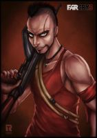 Vaas by RonnelTrangia