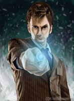 Time Lord by chaos-walking59