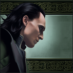 Loki - Fan Art 4 by AndromedaDualitas