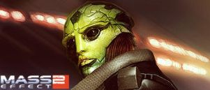 Thane Krios by Stealthero