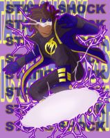 Static Shock by Jey09