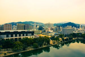Hiroshima City by kbrow