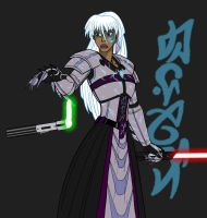 Darth Kida - Sith Princess WIP by JosephB222