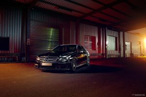 Mercedes-Benz C63 AMG - 4 by mystic-darkness