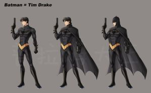 Batman Tim Drake by f19850928