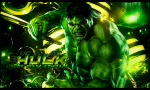Hulk the incredible by Sergiomol