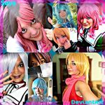 Cosplay Collage by SayaLOL