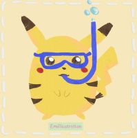 PIKA snorkel Chu by Apple-Spice