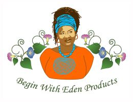 Begin With Eden Products Logo v2 by FightTheAssimilation