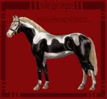 Hollendart Import - #213 by Starblas