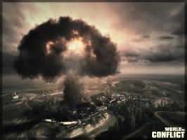 World In Conflict by SgtNathan