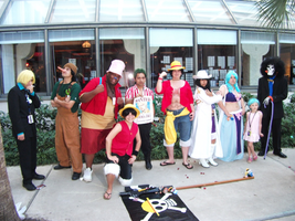One Piece Group by Spilled-Sunlight
