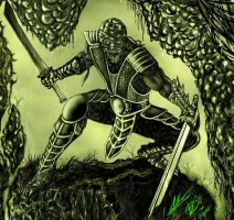 Reptile by Blackknight1987