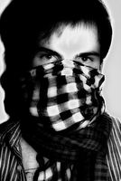 Black and White bandit by Pyratn